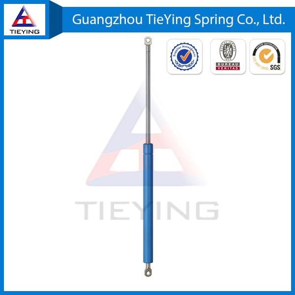 Furniture Double Bed Gas Spring / 230mm Furniture Gas Struts 650n