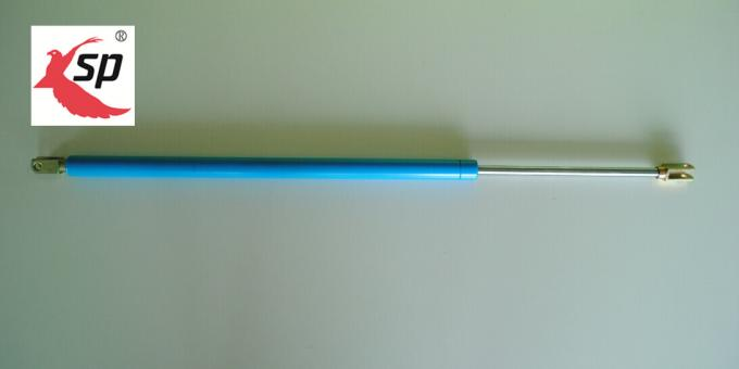 Blue Color Lancia Automotive Gas Springs 150000 Times ,  Industrial Gas Spring