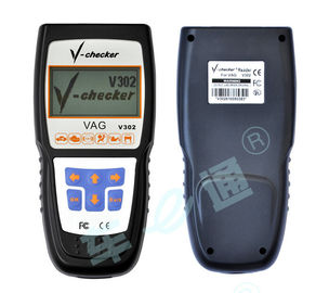 V-Checker V302 PRO Code Reader VAG Diagnostic Tool for Bus Diagnostics Multilanguage