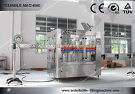 Çin Rotary 3 in 1 Tea , Beer , Water Bottle Filling Machine For Industry Soft Drink Bottling şirket