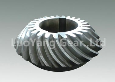 Çin Large Steel AISI1045 S45C Custom Bevel Gears For Oil and Gas /  Electrical / Construction Fabrika