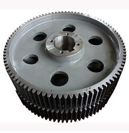 Çin High Tolerance Helical Bevel Gear , Custom Forged stainless Steel big wheel Fabrika