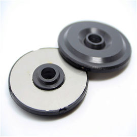 Çin Stainless Steel Rubber to Metal Bonded Parts High Temperature Steam Rubber Products Fabrika