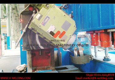Çin Industrial Hydraulic Steel Plate Edge Milling Machine For Seam Welding Line Fabrika