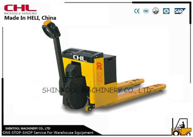 Çin Industrial heavy duty pallet jack with heavy loaded 2 ton pallet jack Fabrika